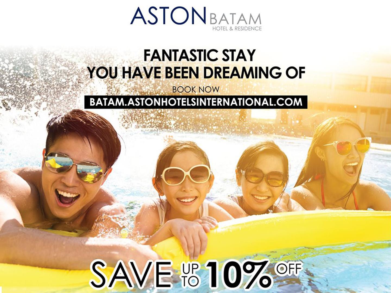 aston batam contest