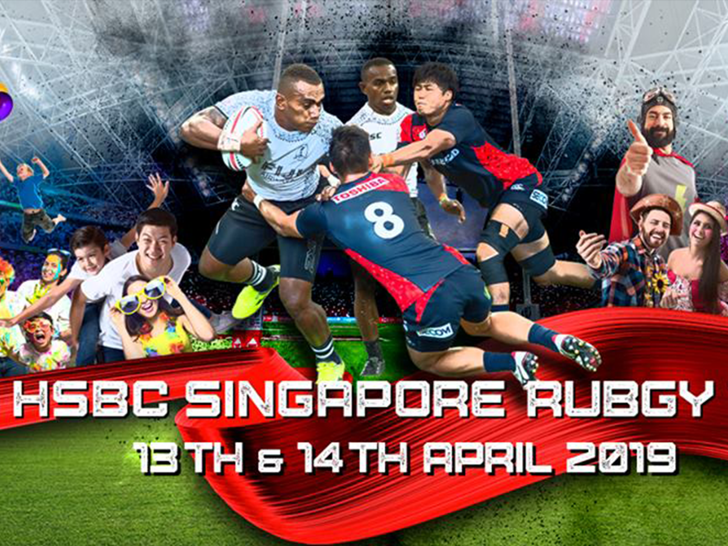 singapore rugby contest