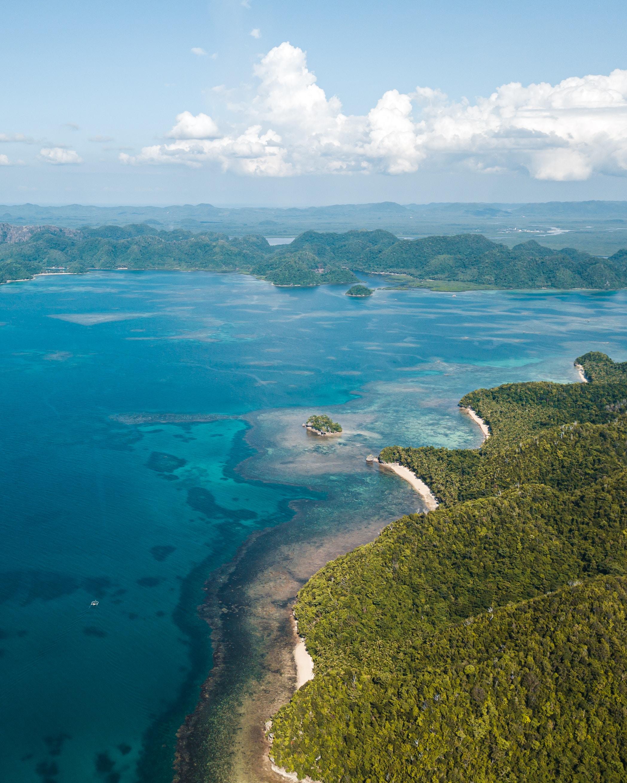 Kawhagan Island Views