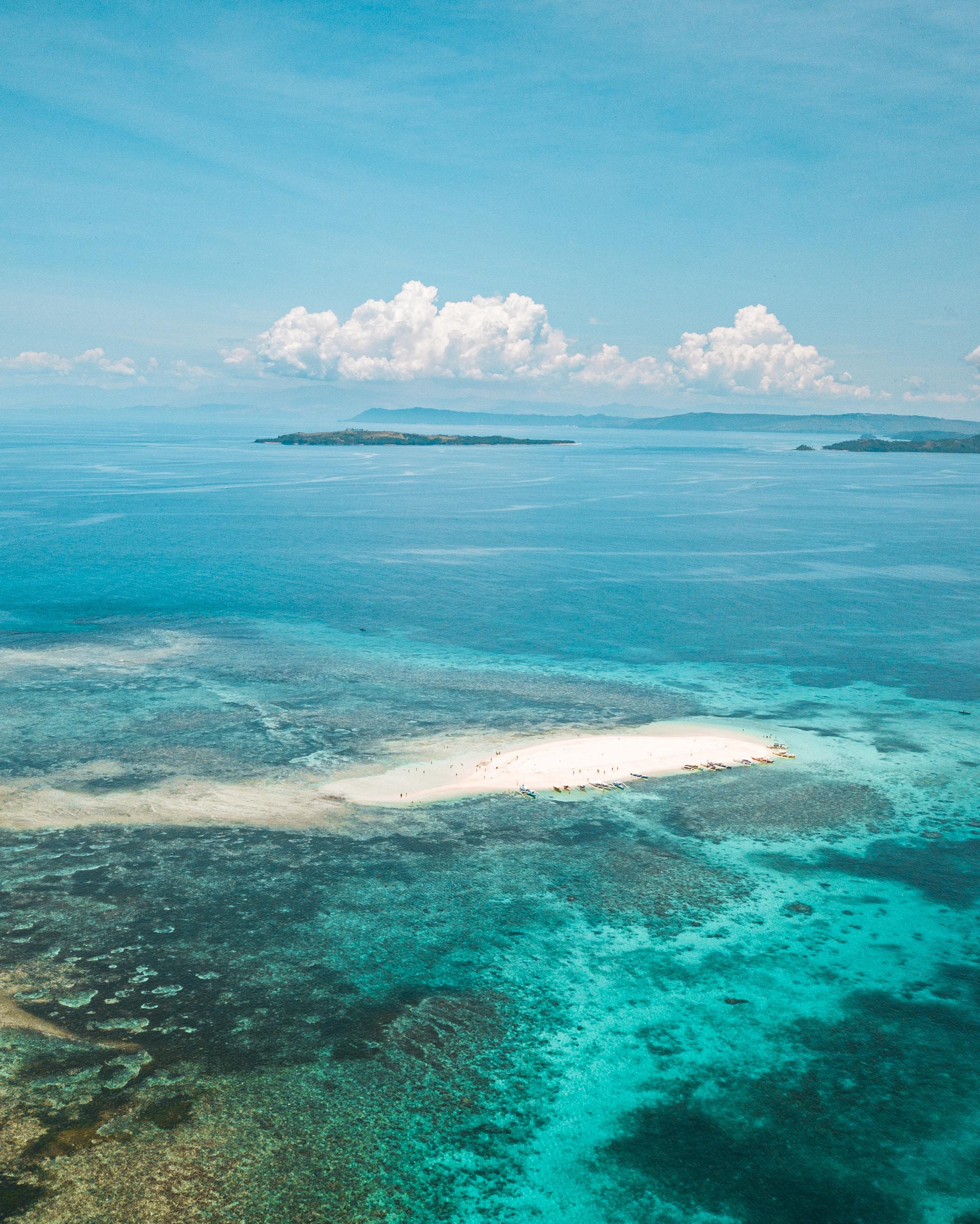 Naked Island, Siargao