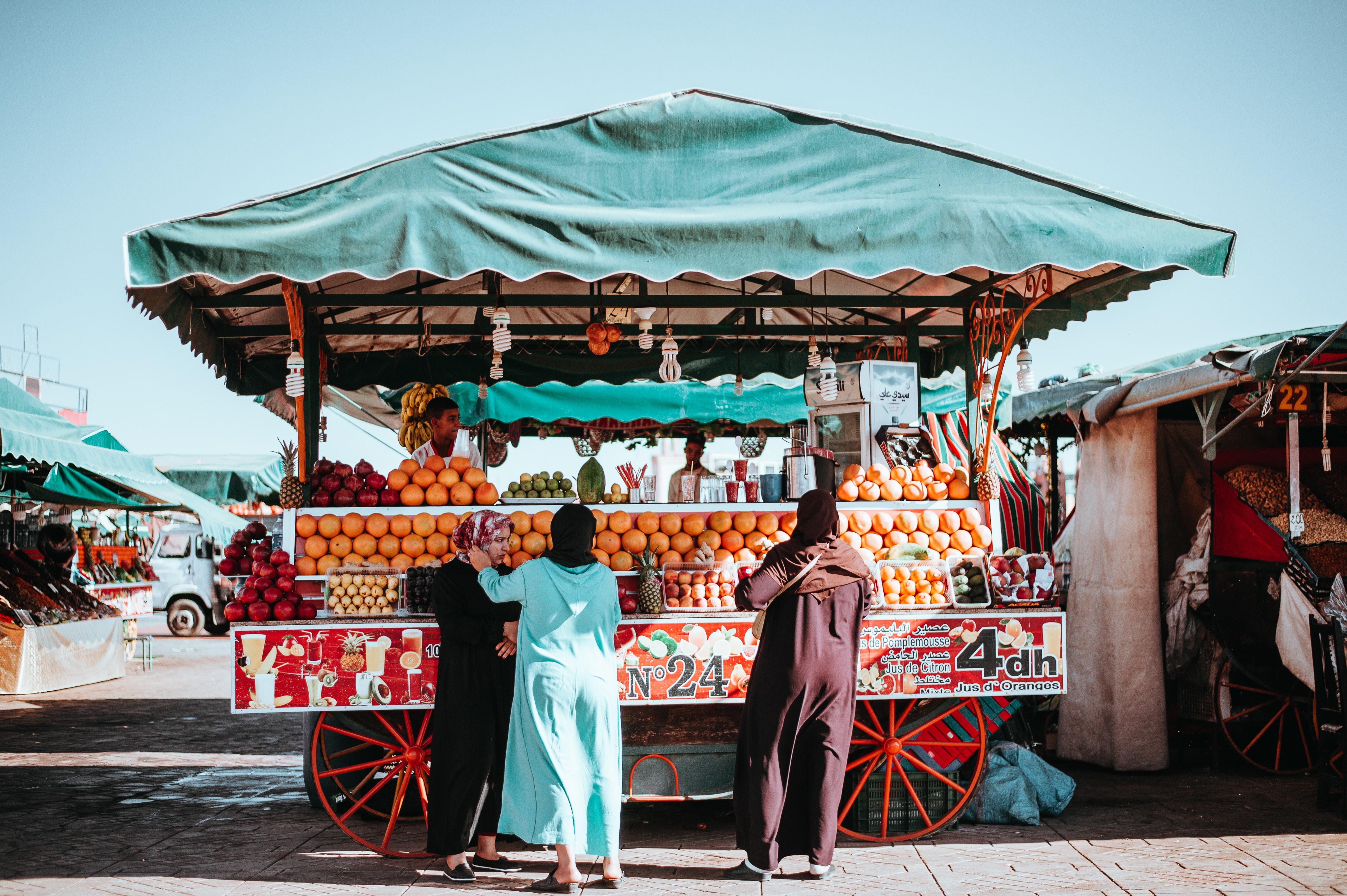 Marakkesh, Morocco
