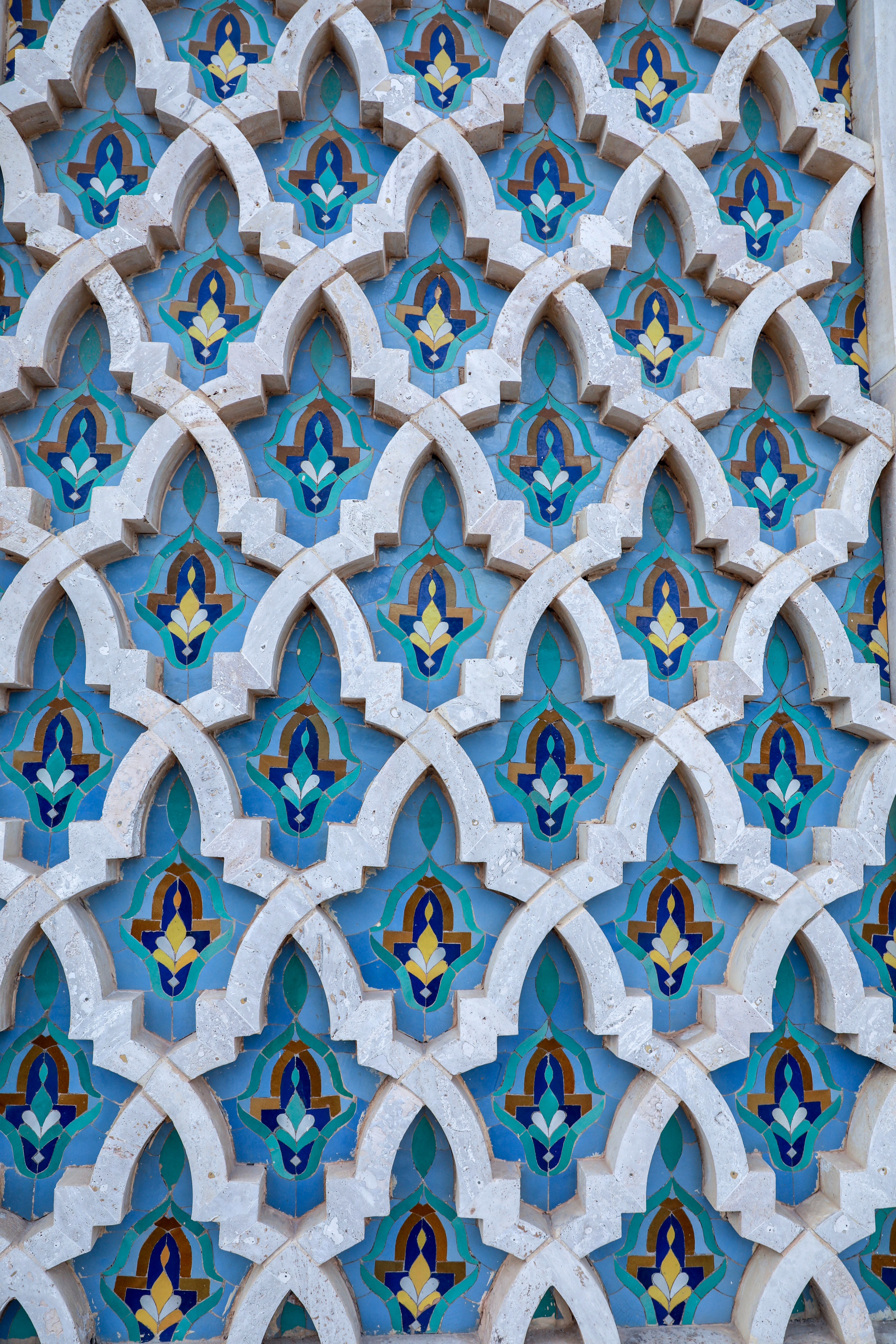 Hassan II Mosque, Rabat, Morocco