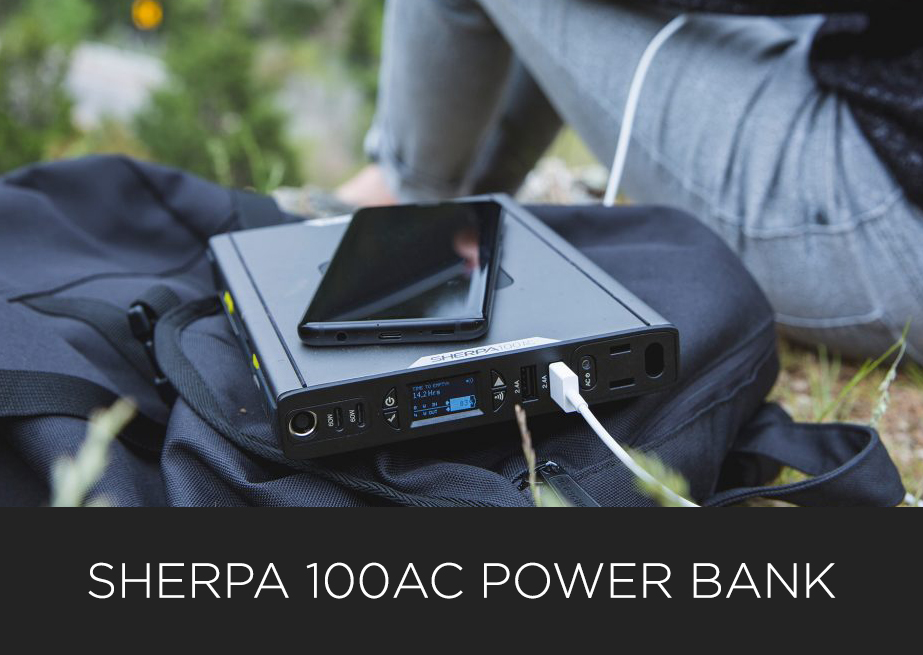 Sherpa-100ac